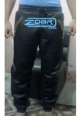 Leather  Sweat pant