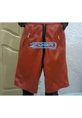 Leather  Sweat shorts/pant