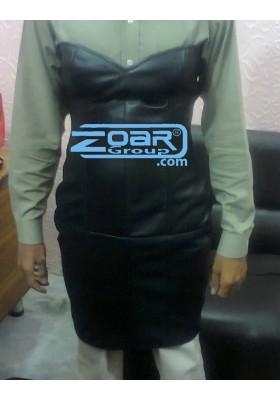 Leather & Pvc Dress