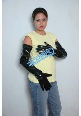 Leather & Pvc Gloves