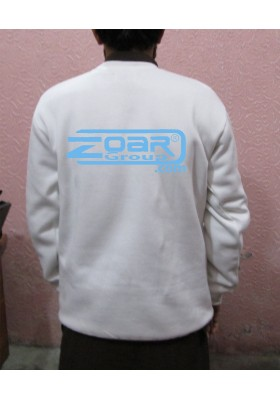 Fleece hoodie/sweatshirt
